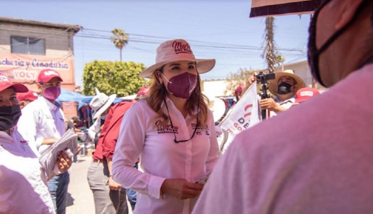 Marina-del-Pilar-candidata-de-la-coalición-Juntos-Haremos-Historia-en-Baja-California