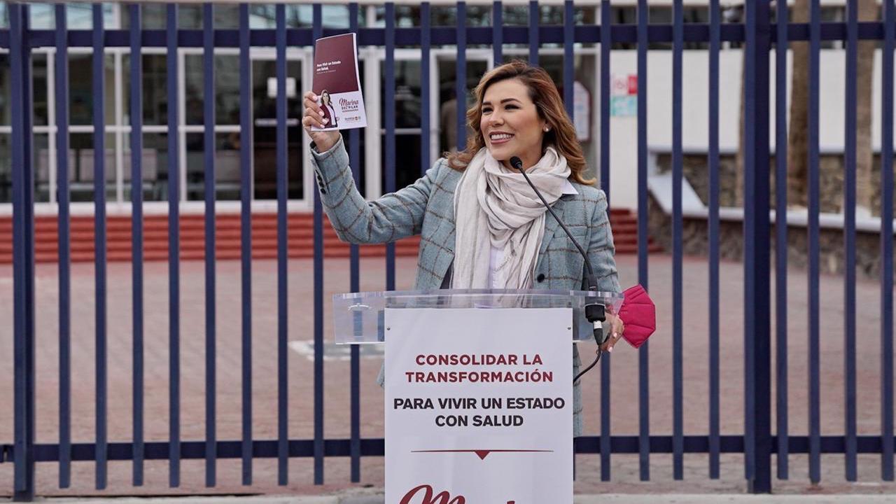 Marina Pilar Vivir Estado Salud