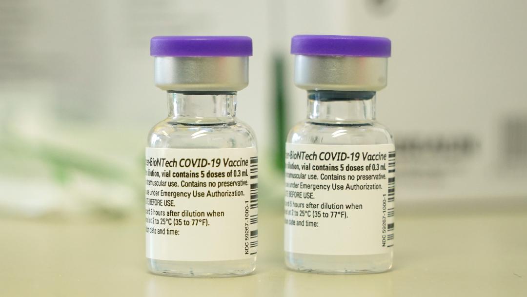 México recibirá más vacunas COVID-19 de Pfizer mediante COVAX entre abril y junio