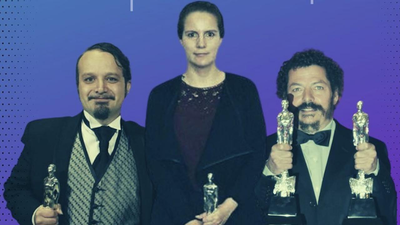 Mexicanos Nominados Oscar 2021 Foto