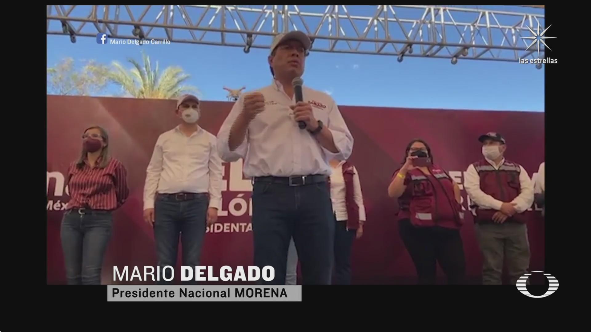 morena reacciona ante decision del tepjf y salgado macedonio convoca a asamblea