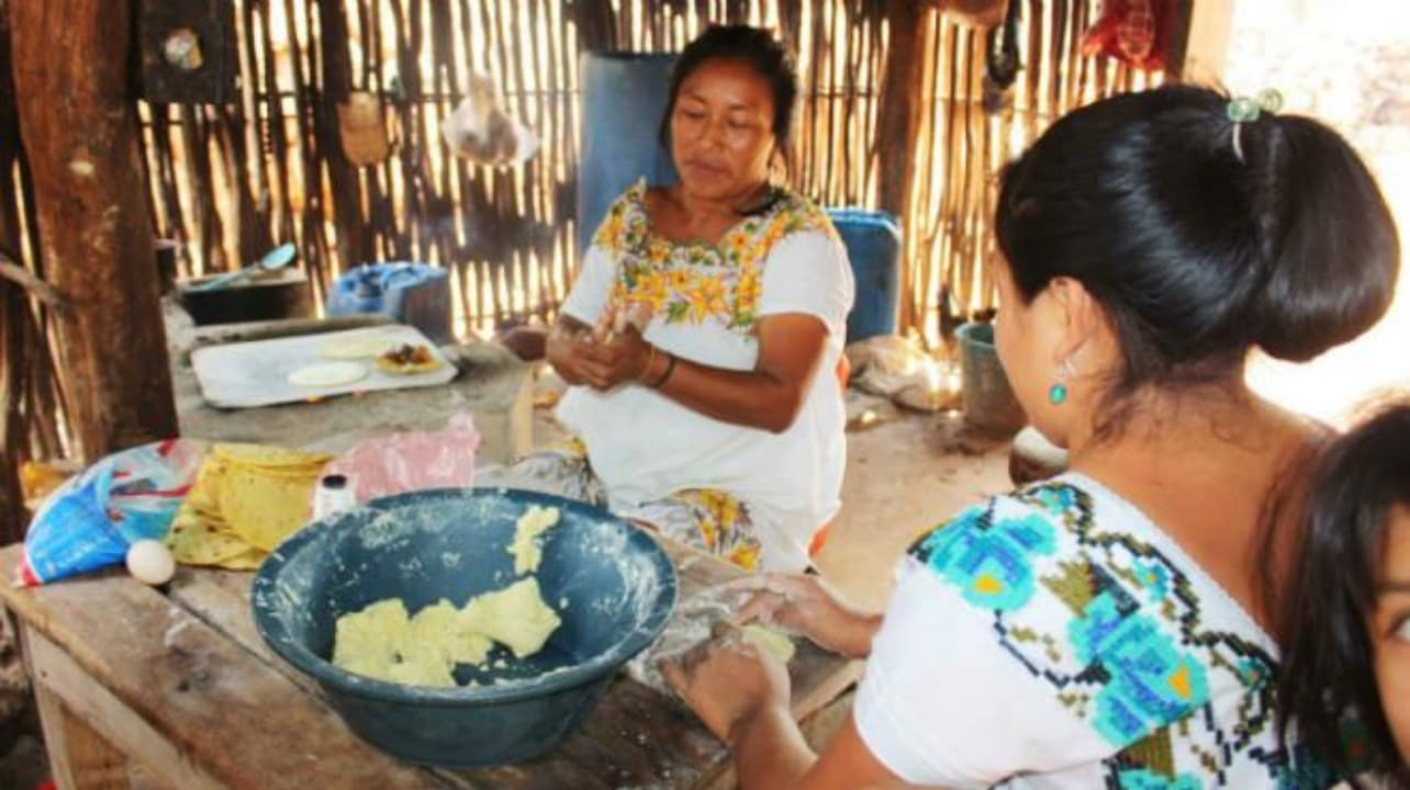 Mujeres mayas en Yucatán enfrentan otro reto: la migración de sus parejas