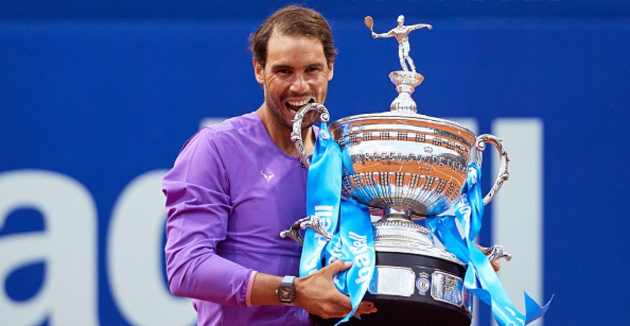Rafael Nadal avanza a octavos de final en torneo de Grand Slam