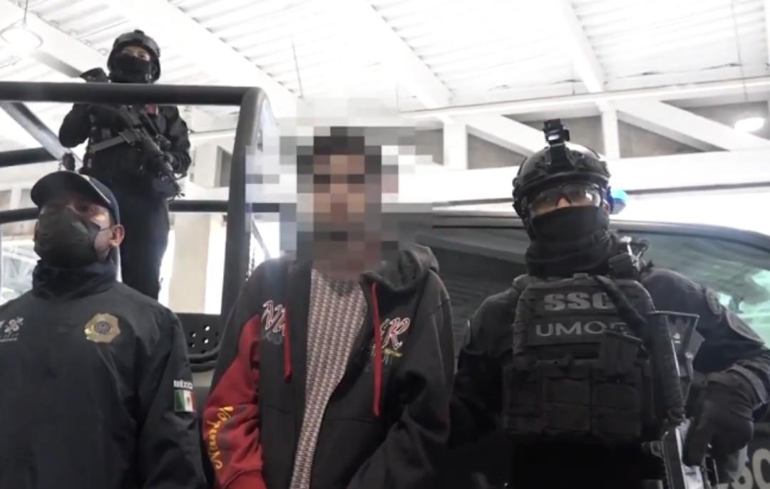 """Anuncian al primer detenido por la """"Ley Olimpia"""""""