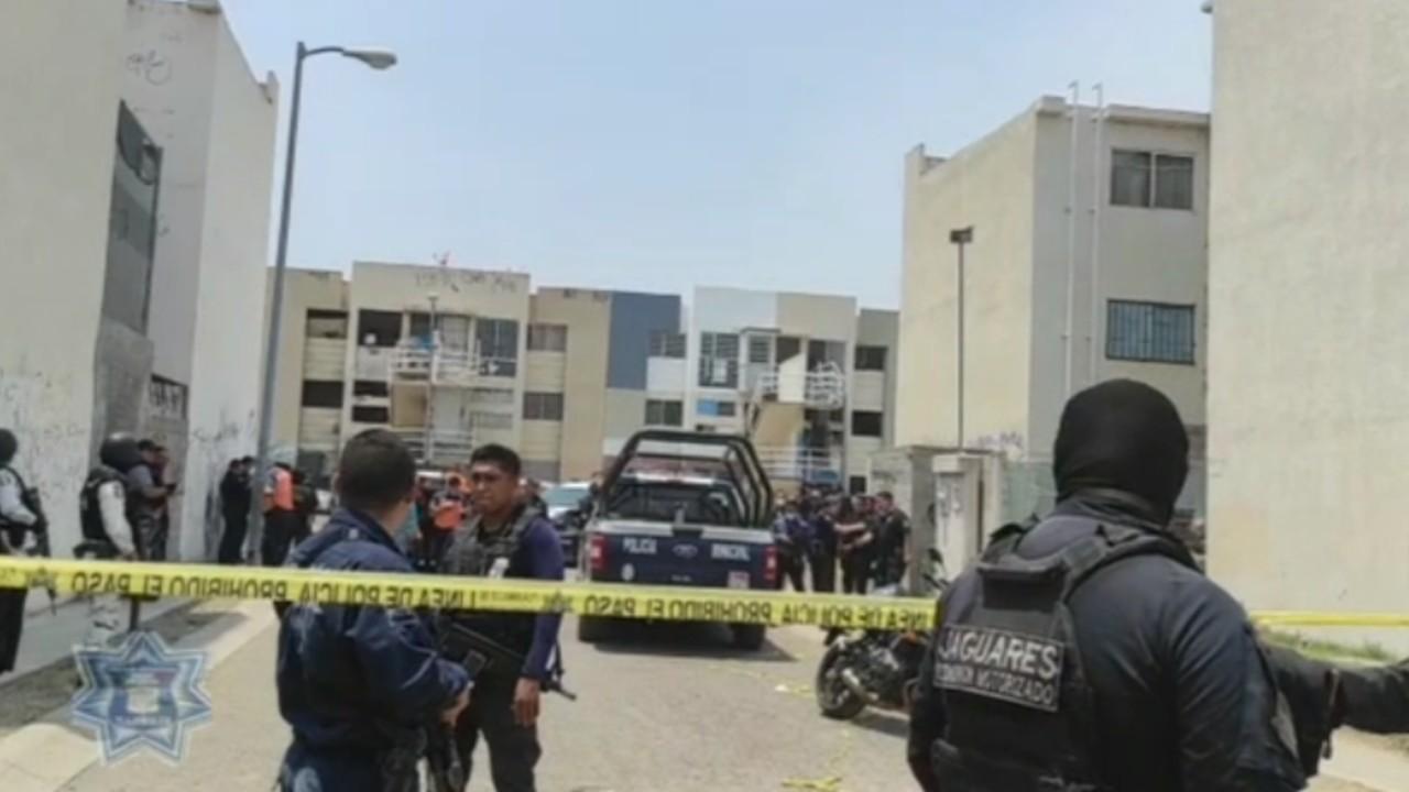 Operativo de inspección de motociclistas termina en enfrentamiento en Tlajomulco, Jalisco