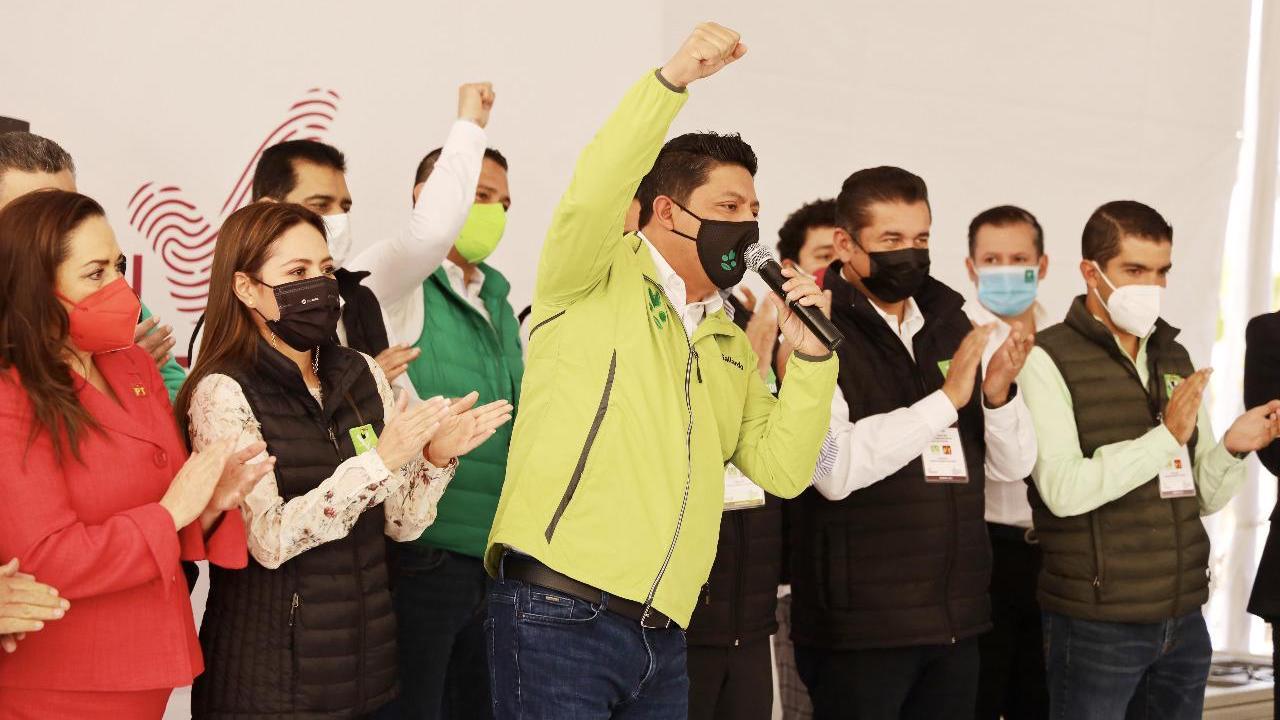 Partido Verde Ricardo Gallardo Foto
