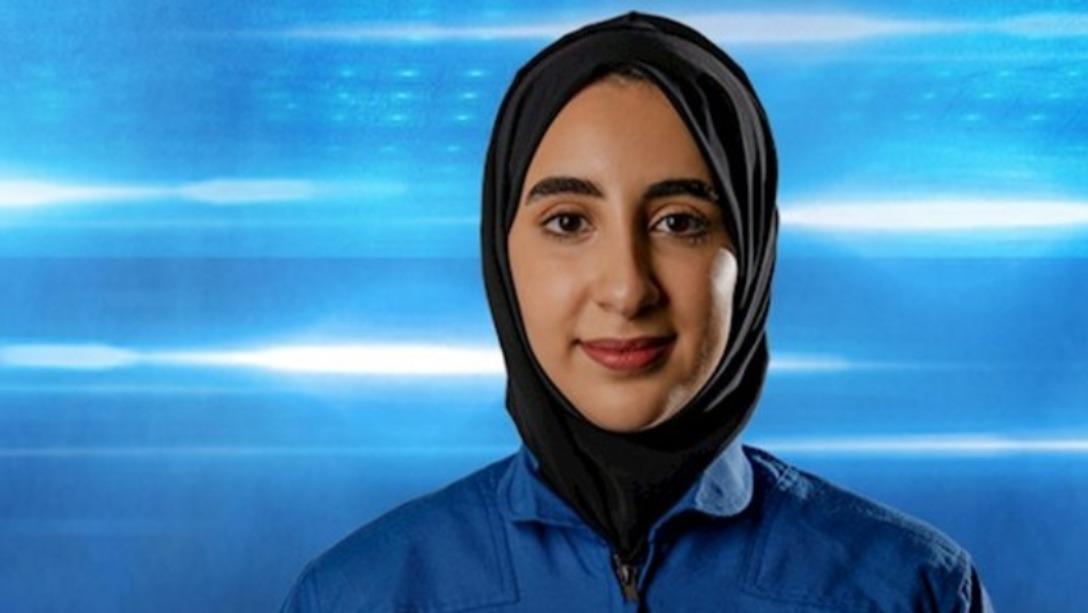 Emiratos Árabes Unidos tiene a su primera mujer astronauta