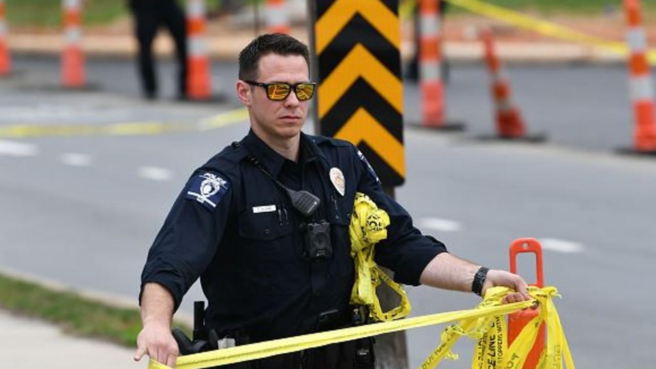 Policía en Carolina del Norte
