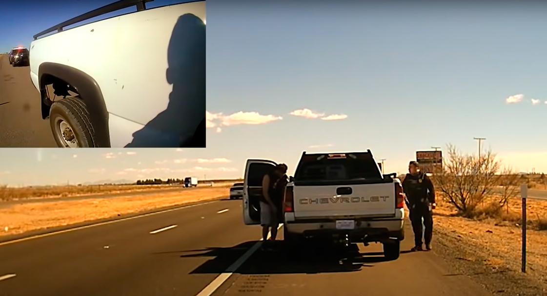 Policía es asesinado en Nuevo México y muestran video del momento