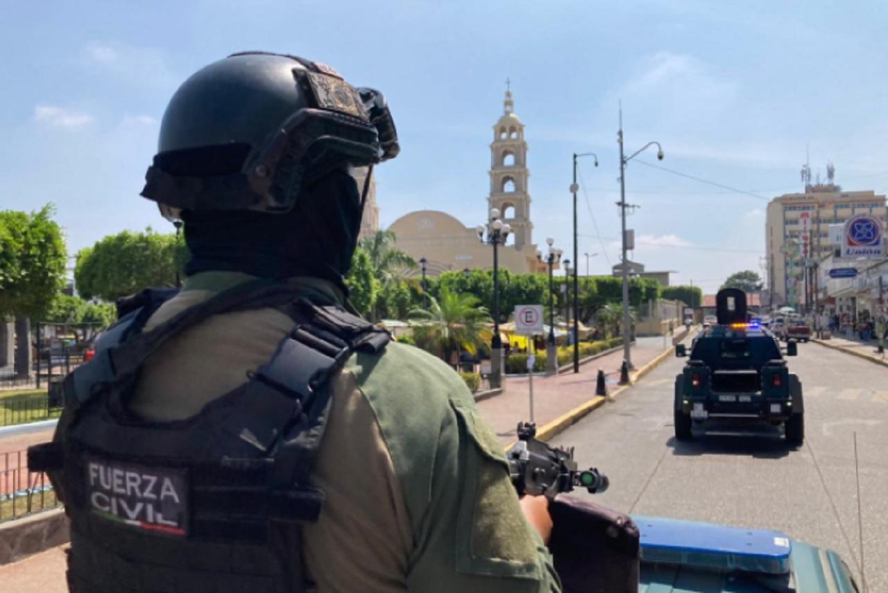 Desarman-a-policías-de-San-Andrés-Tuxtla-Veracruz