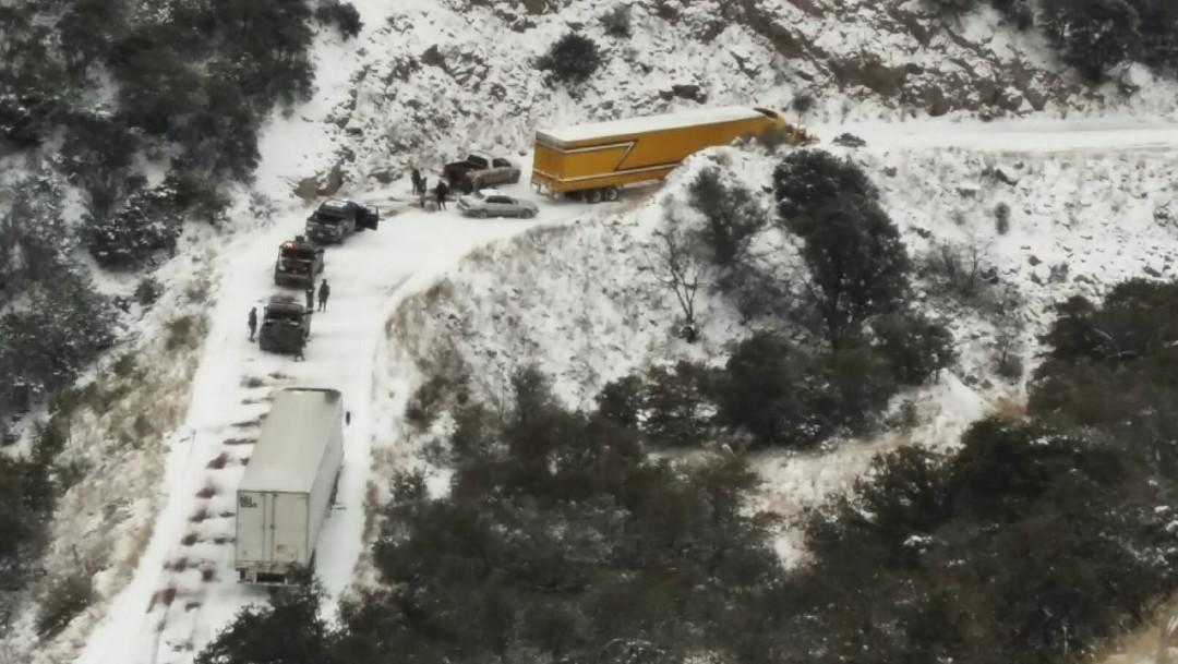 Prevén heladas en zonas montañosas de Chihuahua y Durango