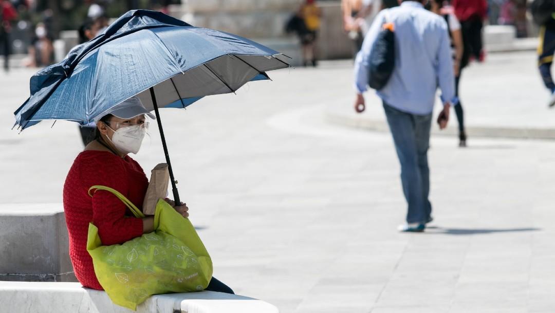 Pronostican temperaturas de hasta 30 grados centígrados en cinco alcaldías de la CDMX