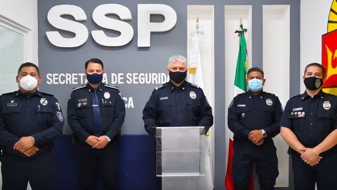 SSP de Quintana Roo asume control de la Policía de Tulum
