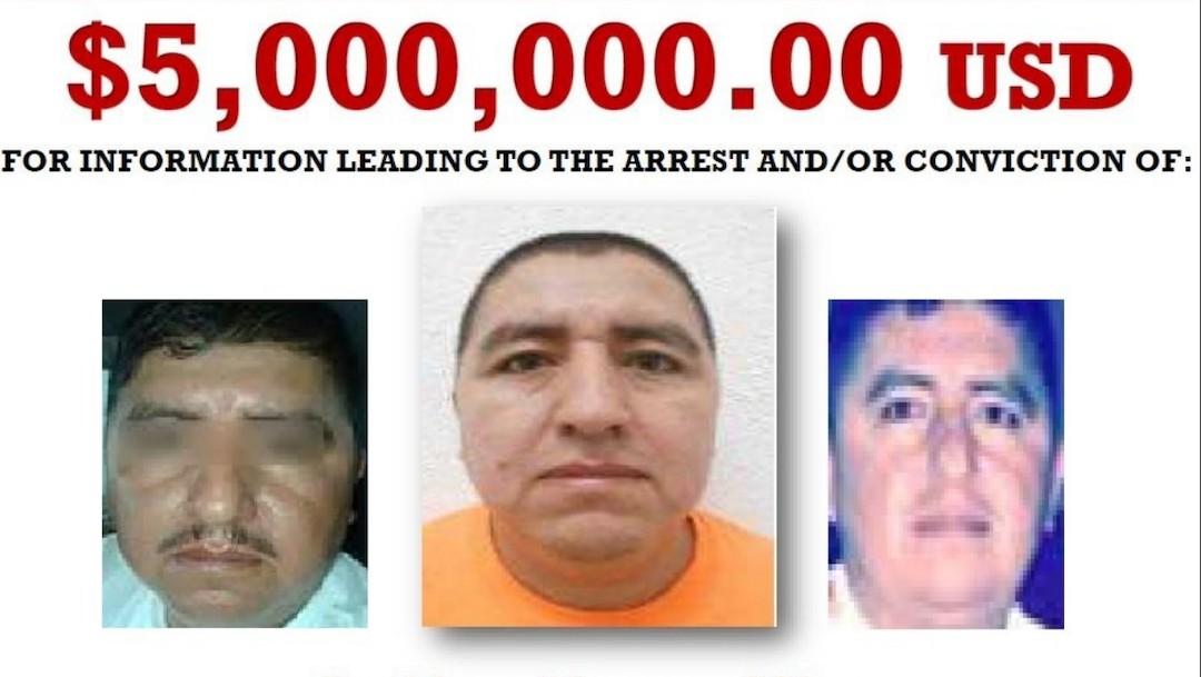 """Autoridades estadounidenses ofrecen recompensa por información sobre Audias Flores Silva, """"El Jardinero"""" (Departamento del Tesoro)"""