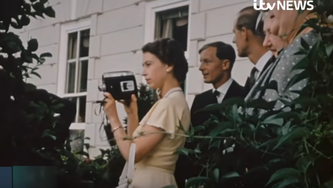 reina Isabel, príncipe Felipe, historia, Reino Unido, captura de pantalla