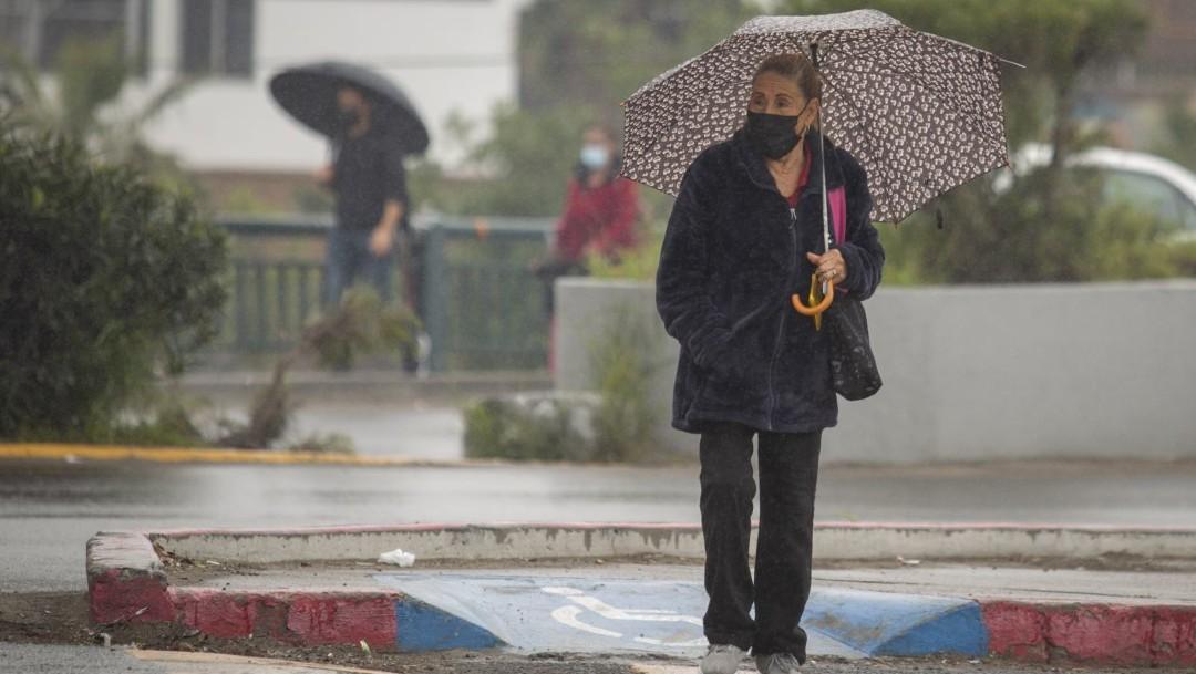 Se prevén lluvias fuertes en la Ciudad de México y Estado de México