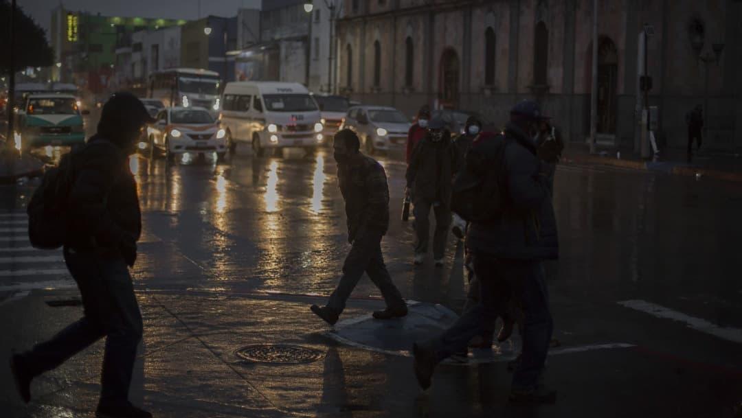 Se pronostica un lunes lluvioso en varios estados del país
