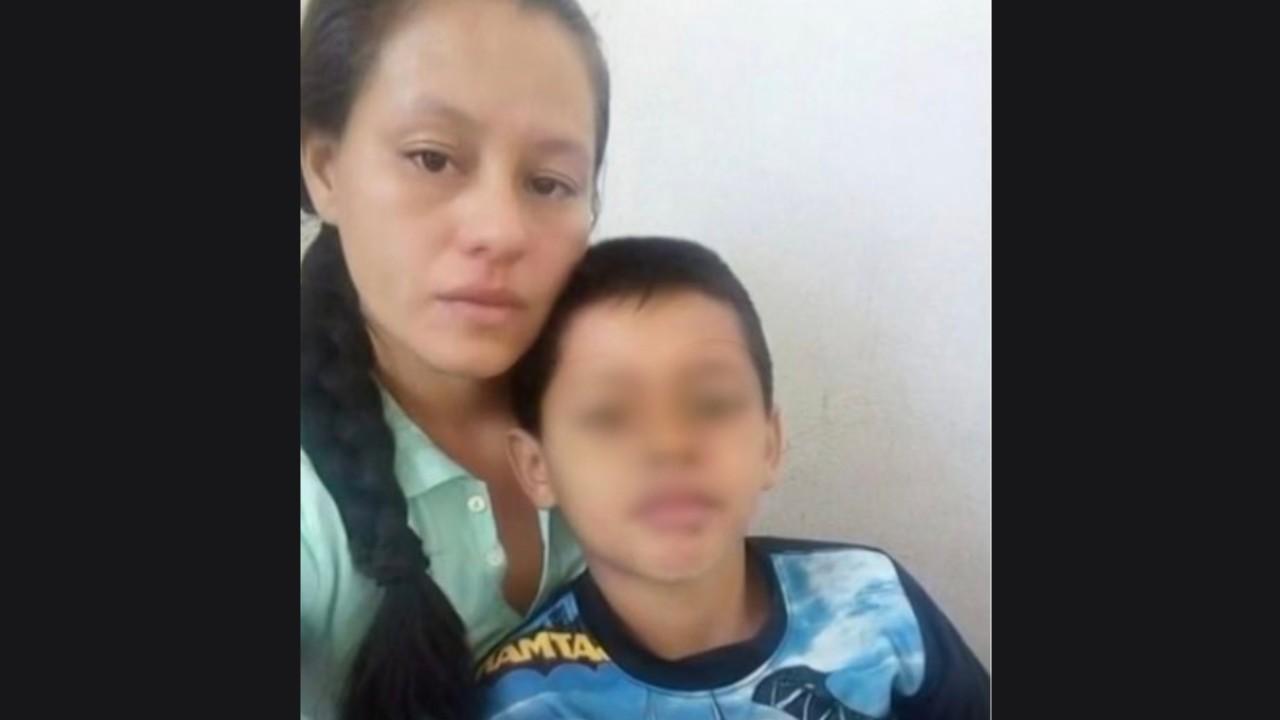 Secuestradores liberan a Meylin, madre de Wilton, niño abandonado en desierto de EEUU