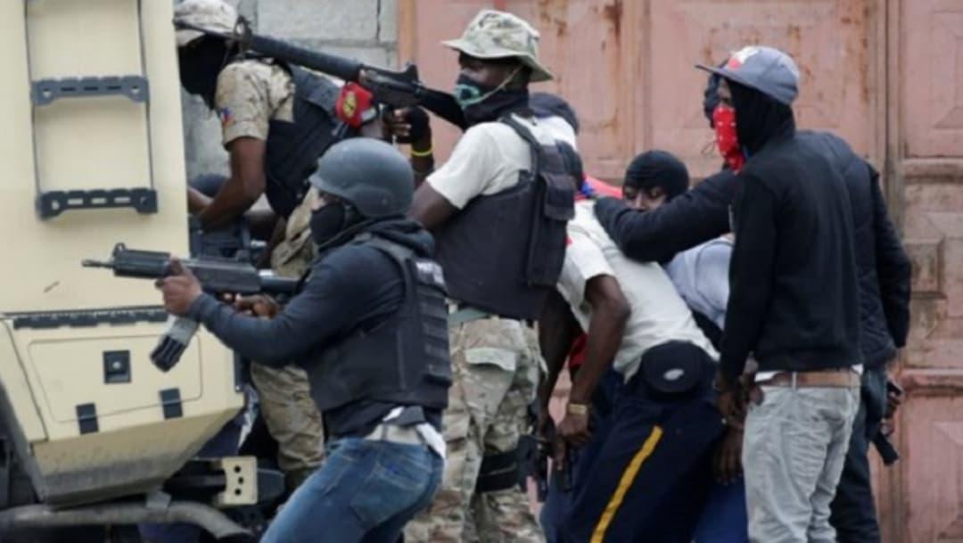 Secuestran a nueve personas en Haití, entre ellos siete religiosos