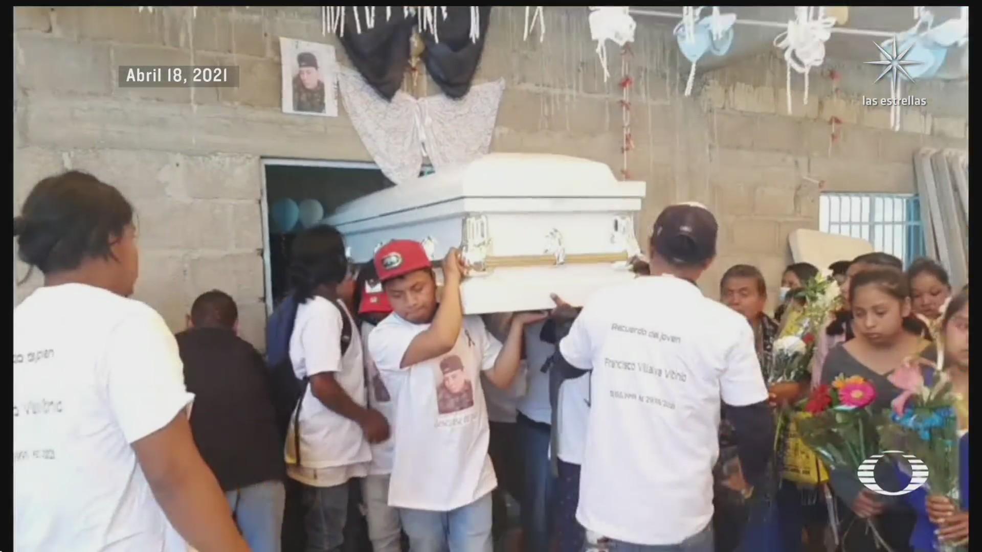 sepultan en guerrero a migrante mexicano asesinado en nueva york