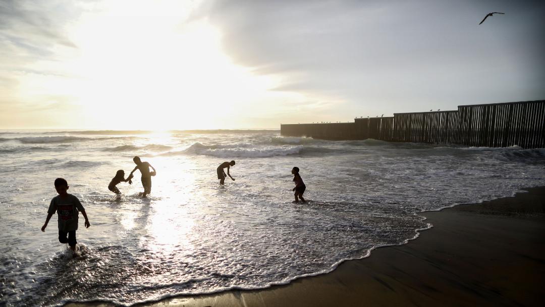 Baja California, Tijuana, frontera, migración