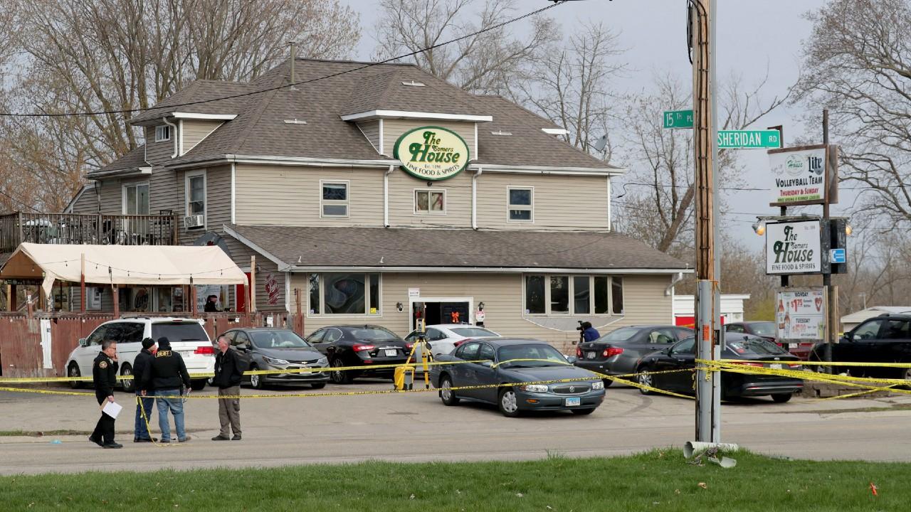 Tiroteo en Wisconsin deja al menos 3 muertos y 2 heridos