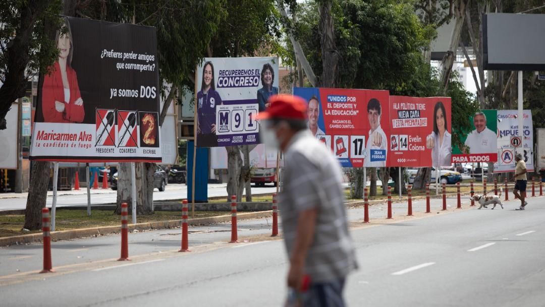 Tres últimos partidos en gobernar Perú quedan fuera del sistema electoral tras no alcanzar votaciones requeridas