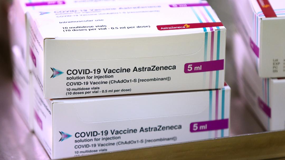 Una sola dosis de vacuna COVID-19 de AstraZeneca reduce 80% el riesgo de muerte: estudio