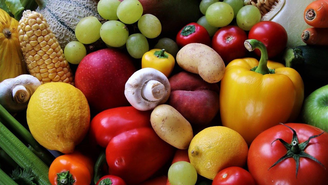 frutas, verduras, nutrición, salud, imagen ilustrativa