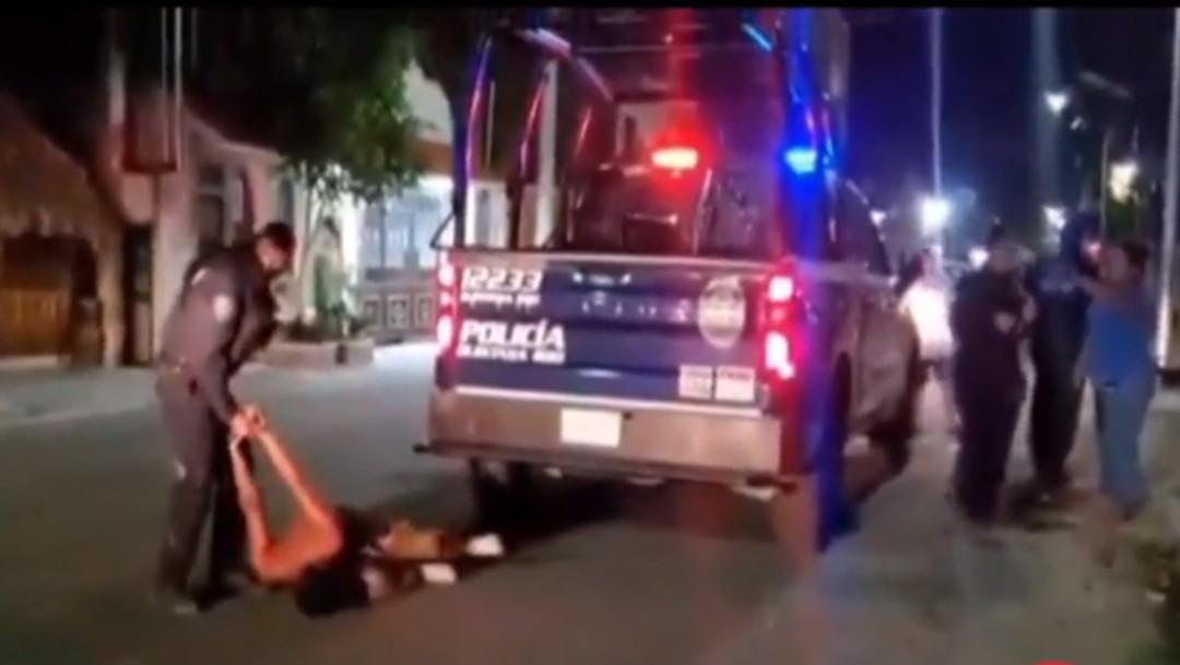 Video: Difunden nuevo caso de supuesto abuso policial en Tulum