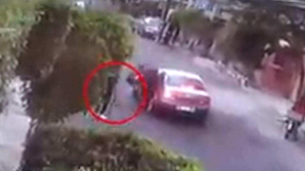 Video: Hombre golpea a niña para robarle su celular en Valle de Chalco