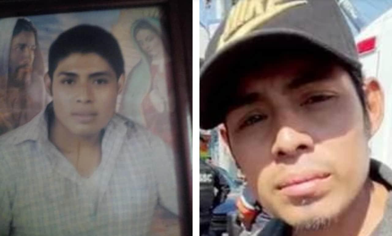 Familia de Miguel Córdova supo de él por accidente del Metro