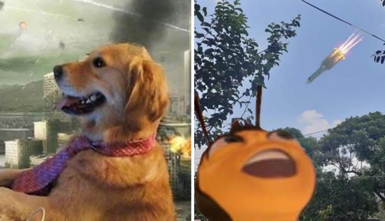 Estos son los mejores memes que trajo el Cohete Chino
