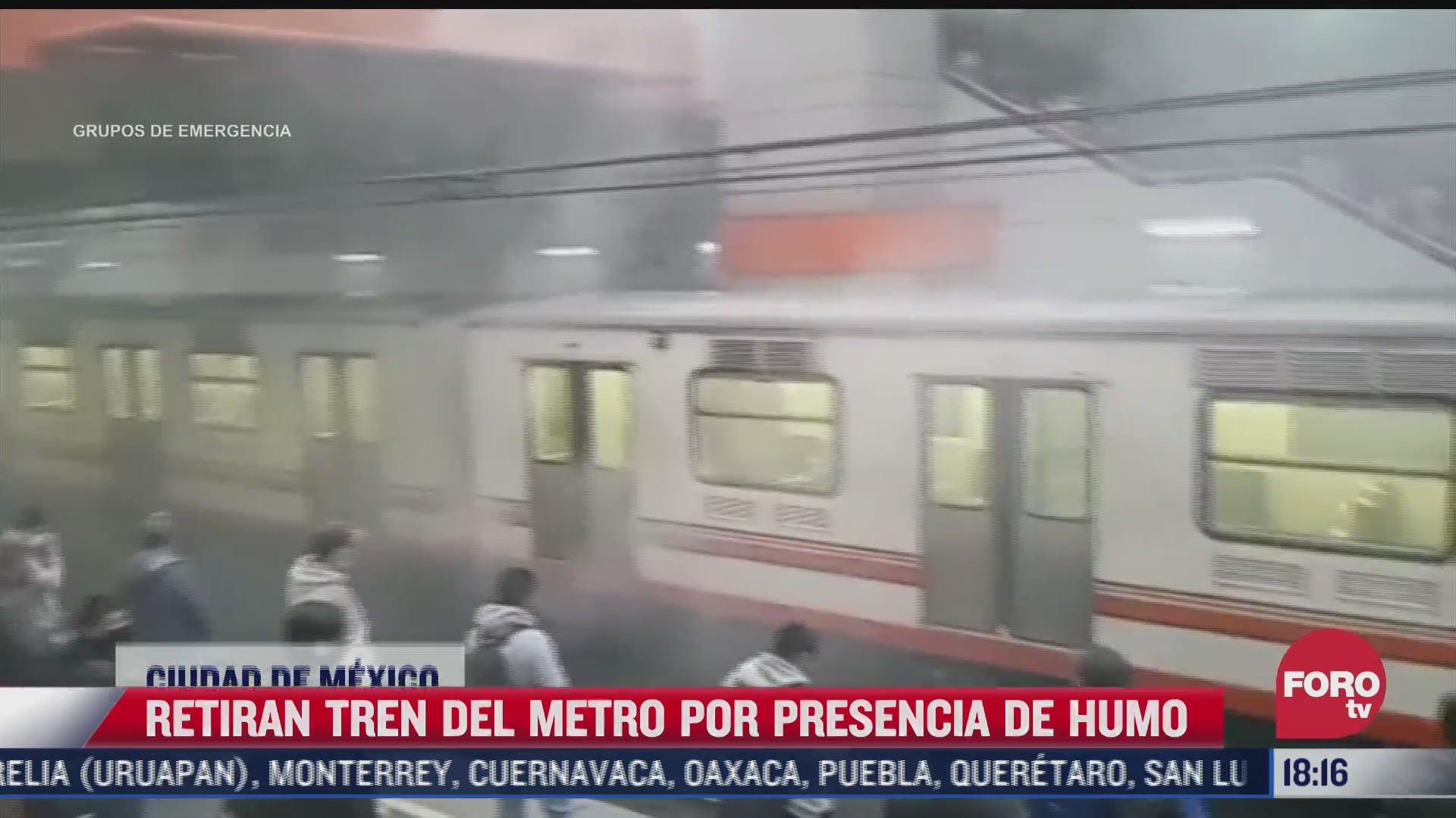 ajustan zapatas de tren del metro en la estacion pantitlan