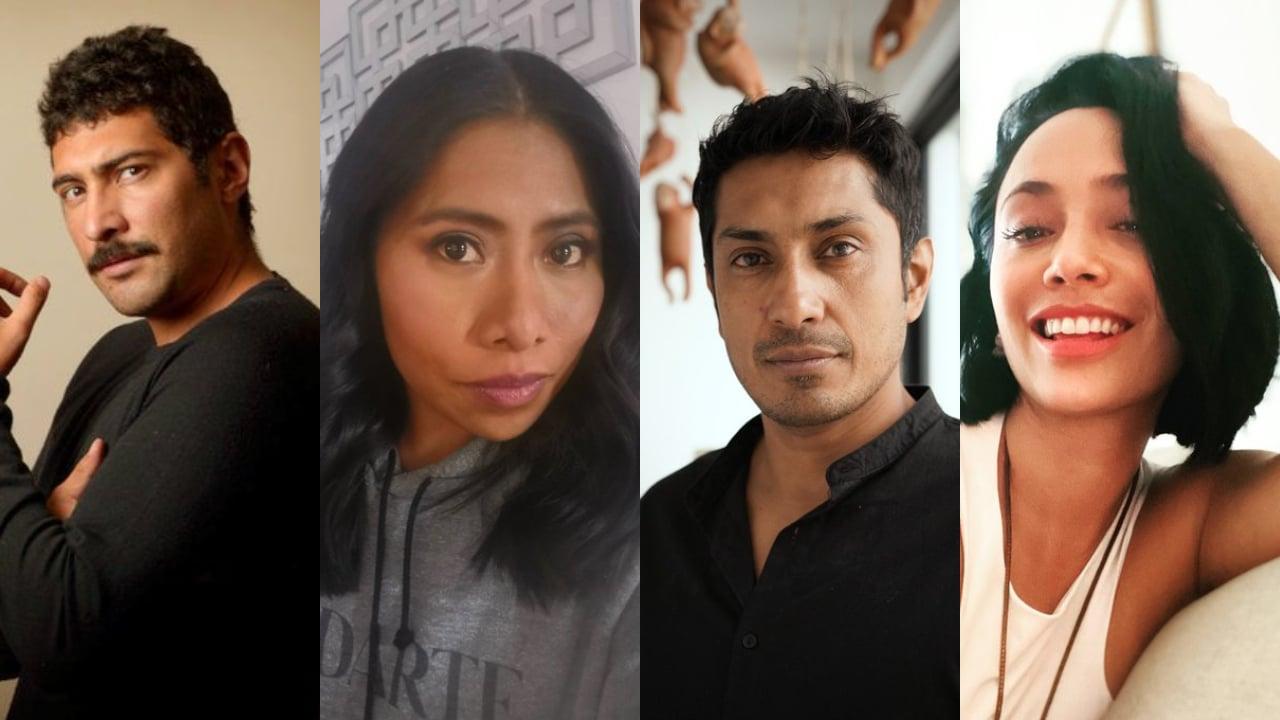 Yalitza Aparicio y artistas se expresan contra racismo