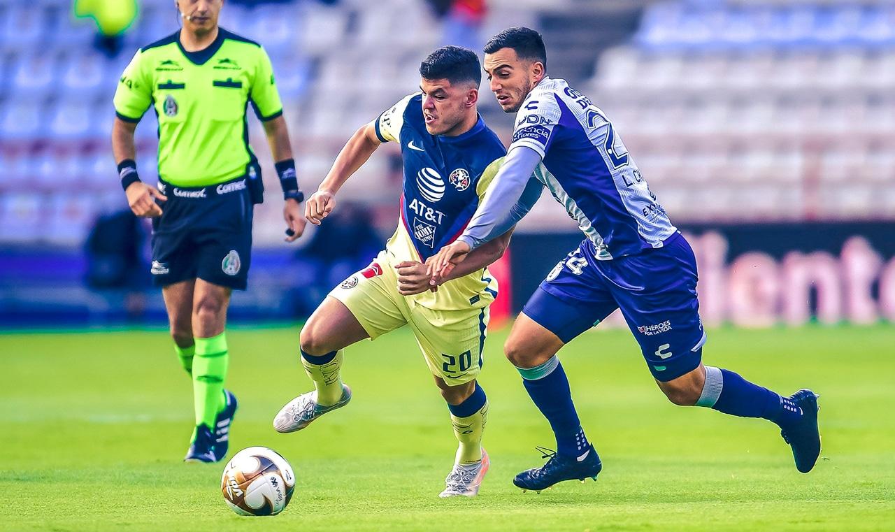 América vs Pachuca canal para ver en vivo la vuelta en los cuartos de final del Torneo Guardianes 2021