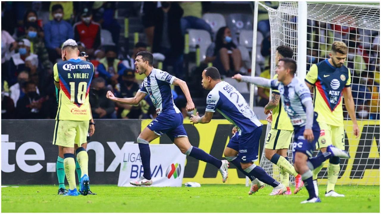 América vs Pachuca: goles, resultado y resumen de los cuartos de los cuartos de final Guardianes 2021