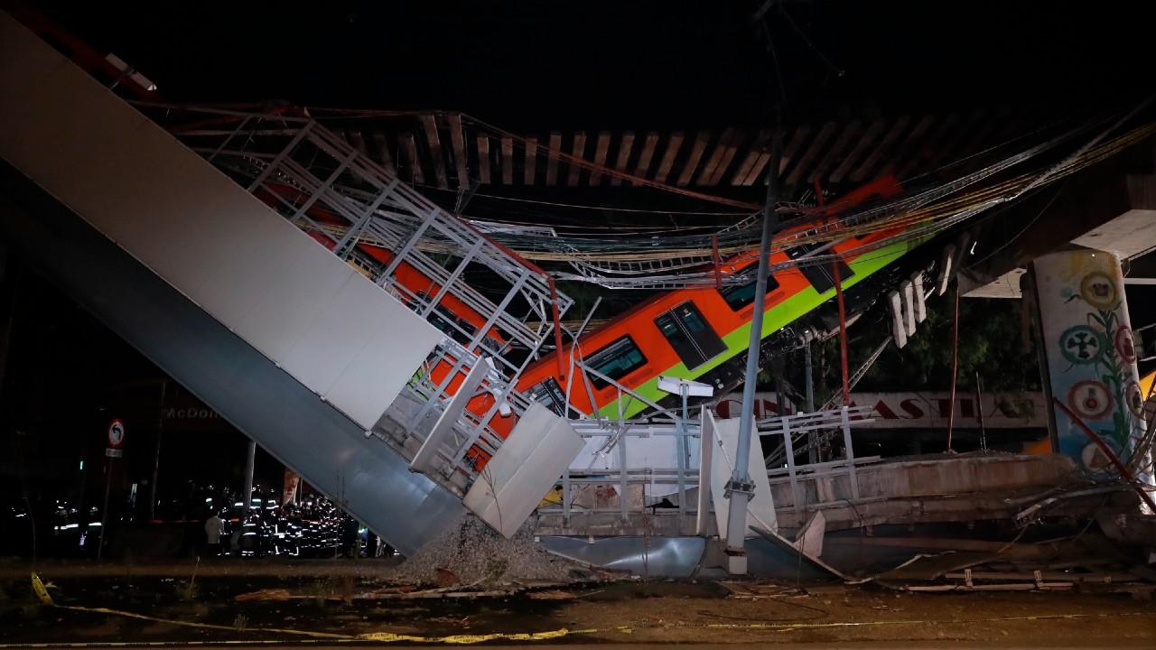 Ascienden a 23 los muertos y 65 hospitalizados por desplome de 'ballena' en Metro Olivos, CDMX