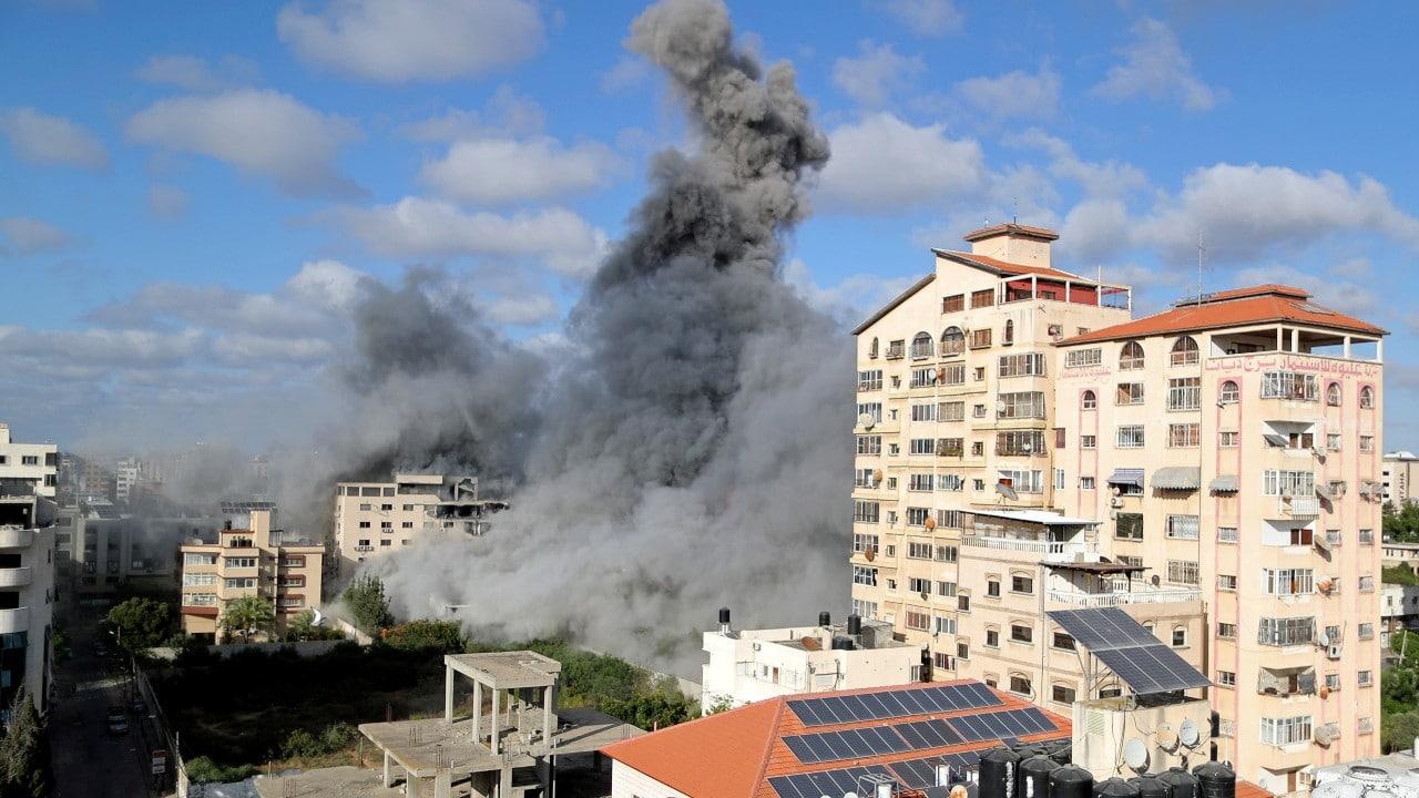 Lanzan-seis-cohetes-fallidos-desde-Líbano-hacia-Israel