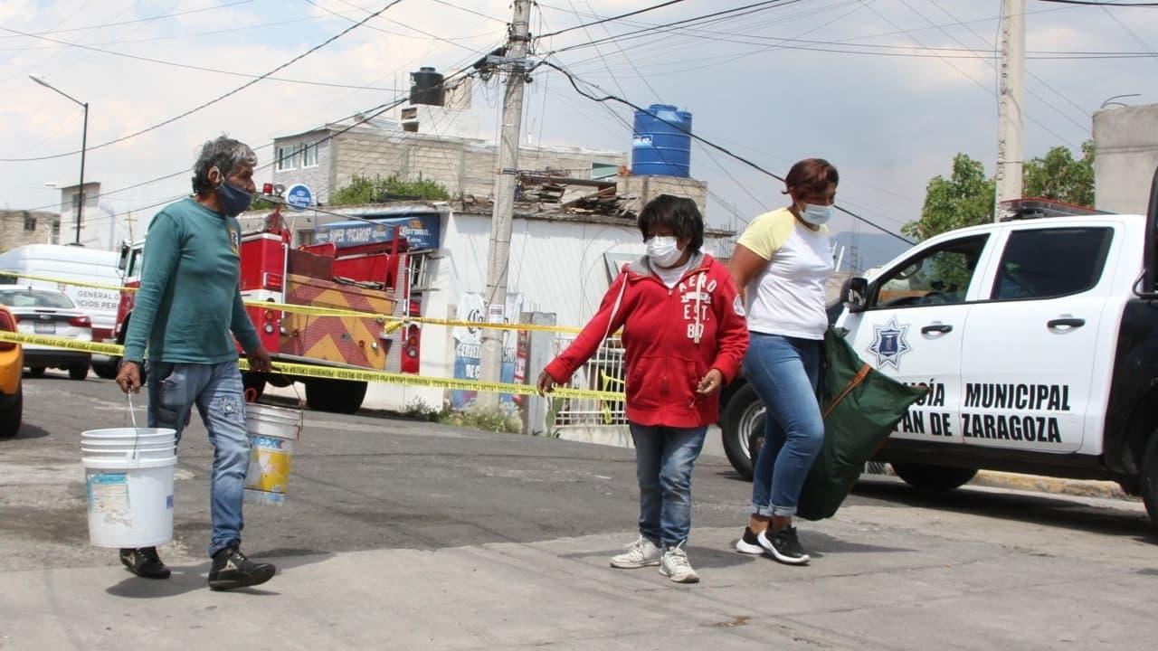 Autoridades investigan otros lugares donde feminicida de Atizapán habría abandonado más restos; familiares exigen justicia