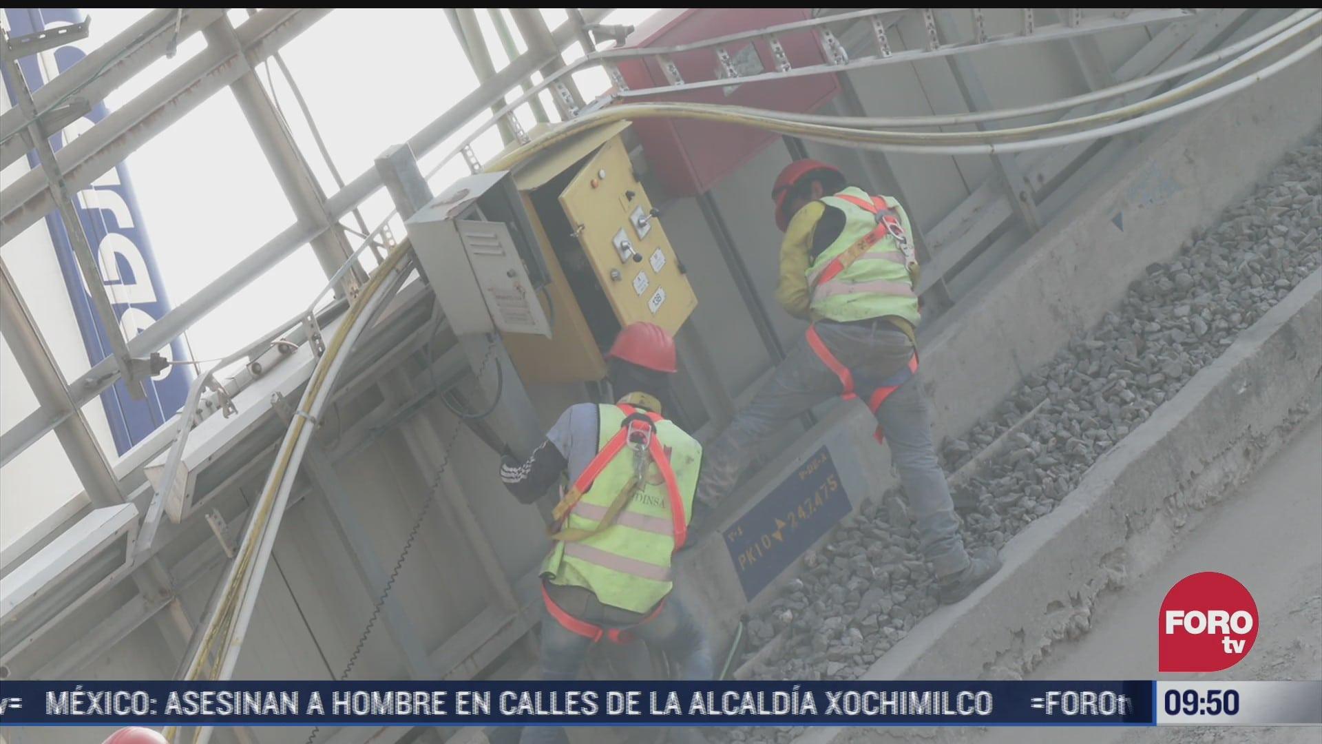 avanzan las investigaciones por desplome en linea 12 de metro