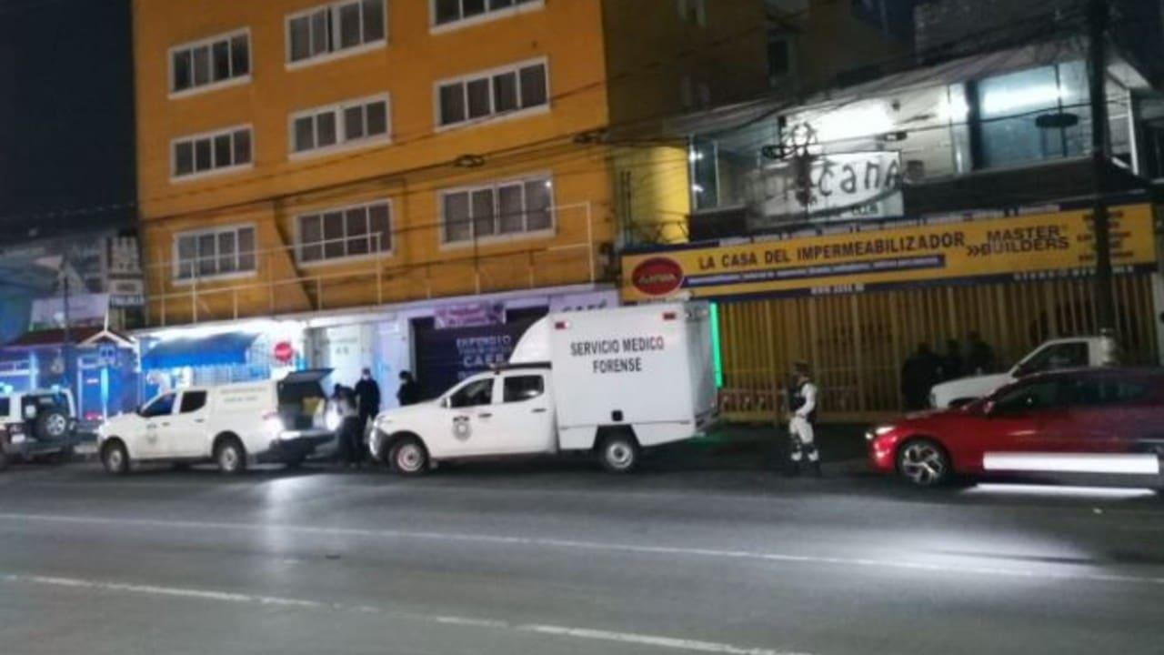 Balacera en el bar Tropicana, en Jiutepec, Morelos