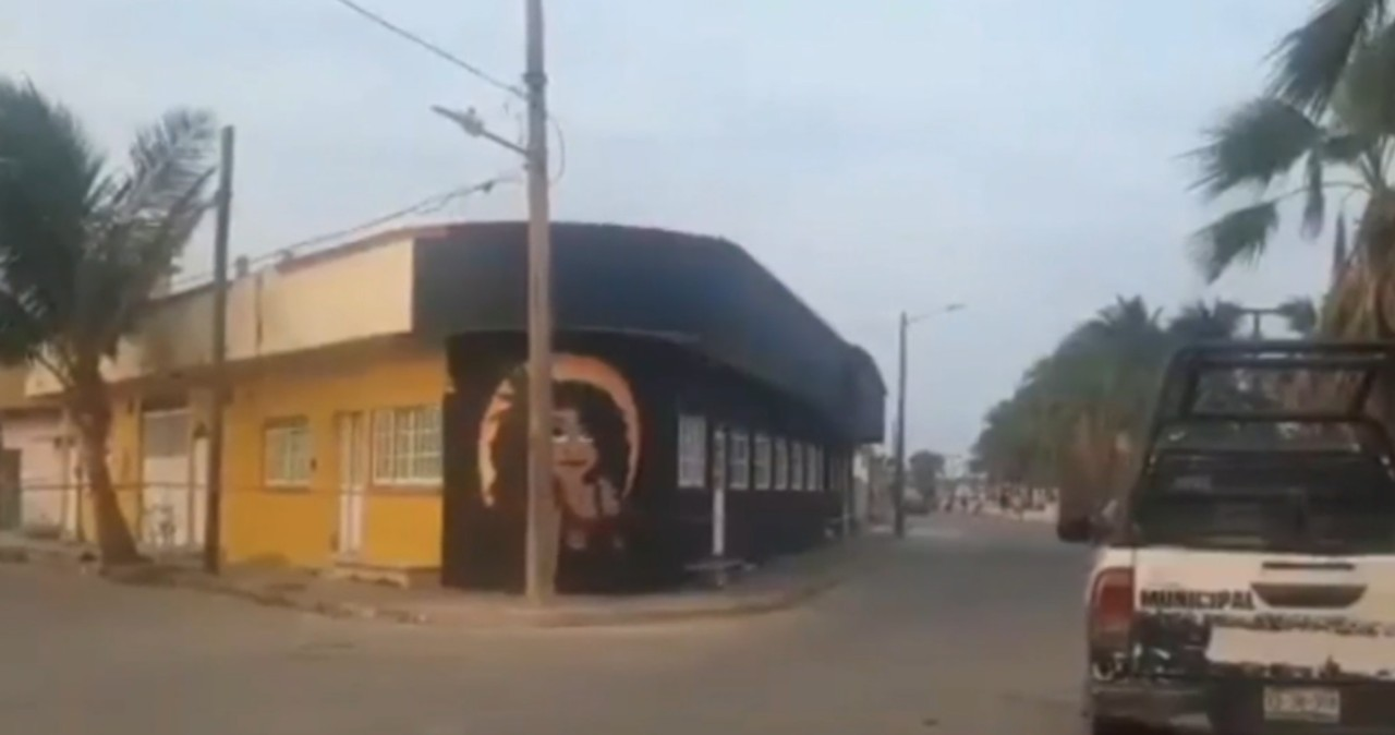 Ataque Bar