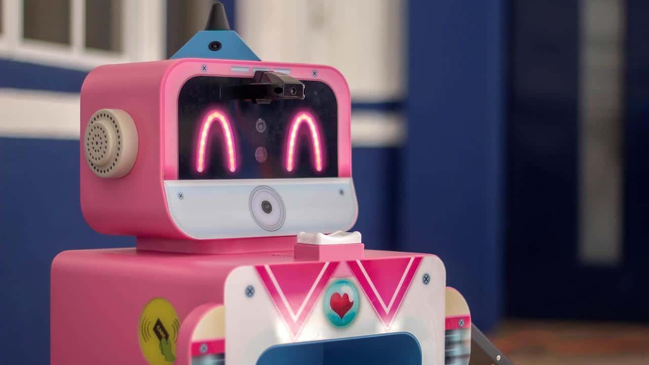 Benebot Robot Regreso Clases Foto