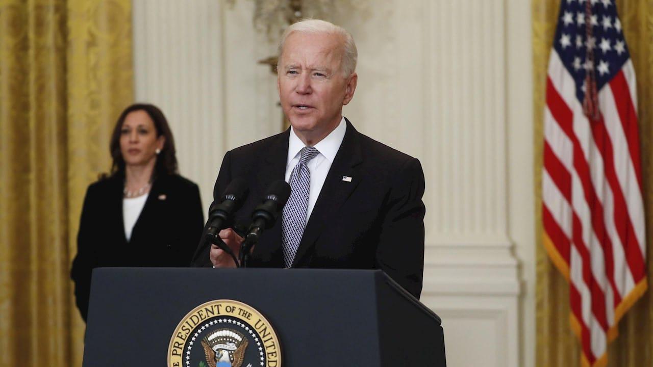 Joe Biden, Gobierno, Estados Unidos, apoyos sociales
