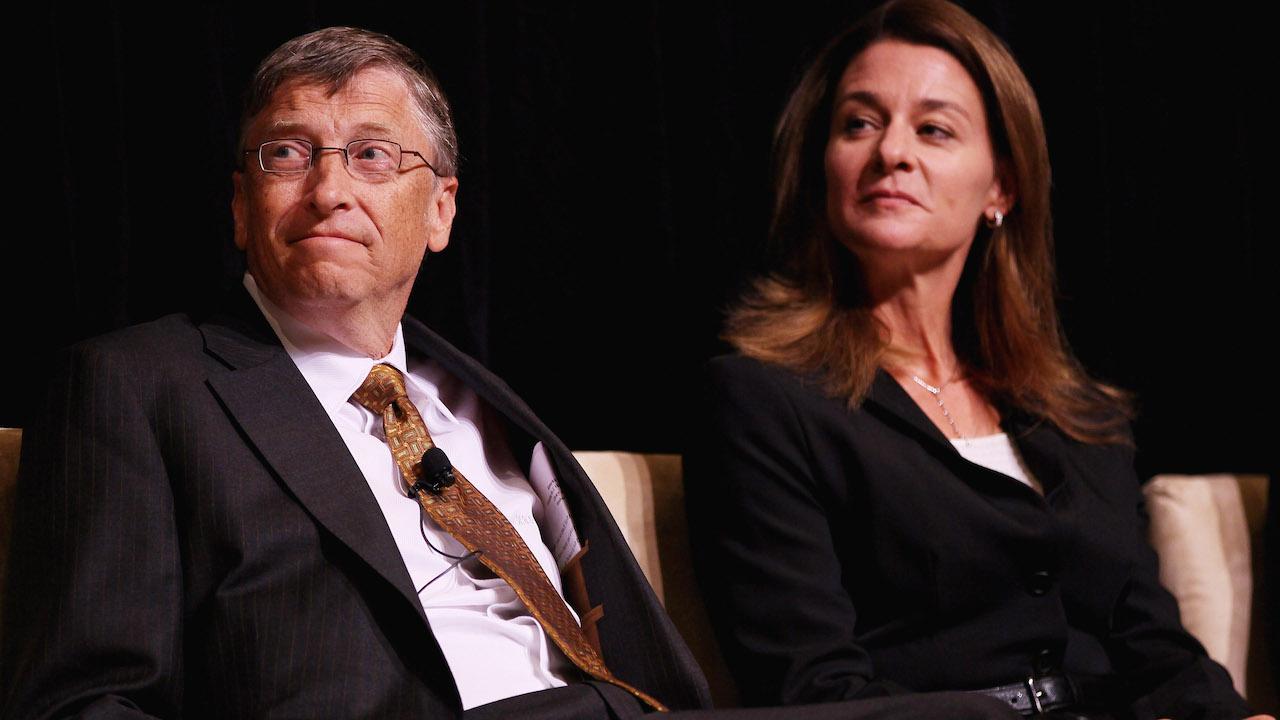 Bill Gates Melinda Anuncian Divorcio