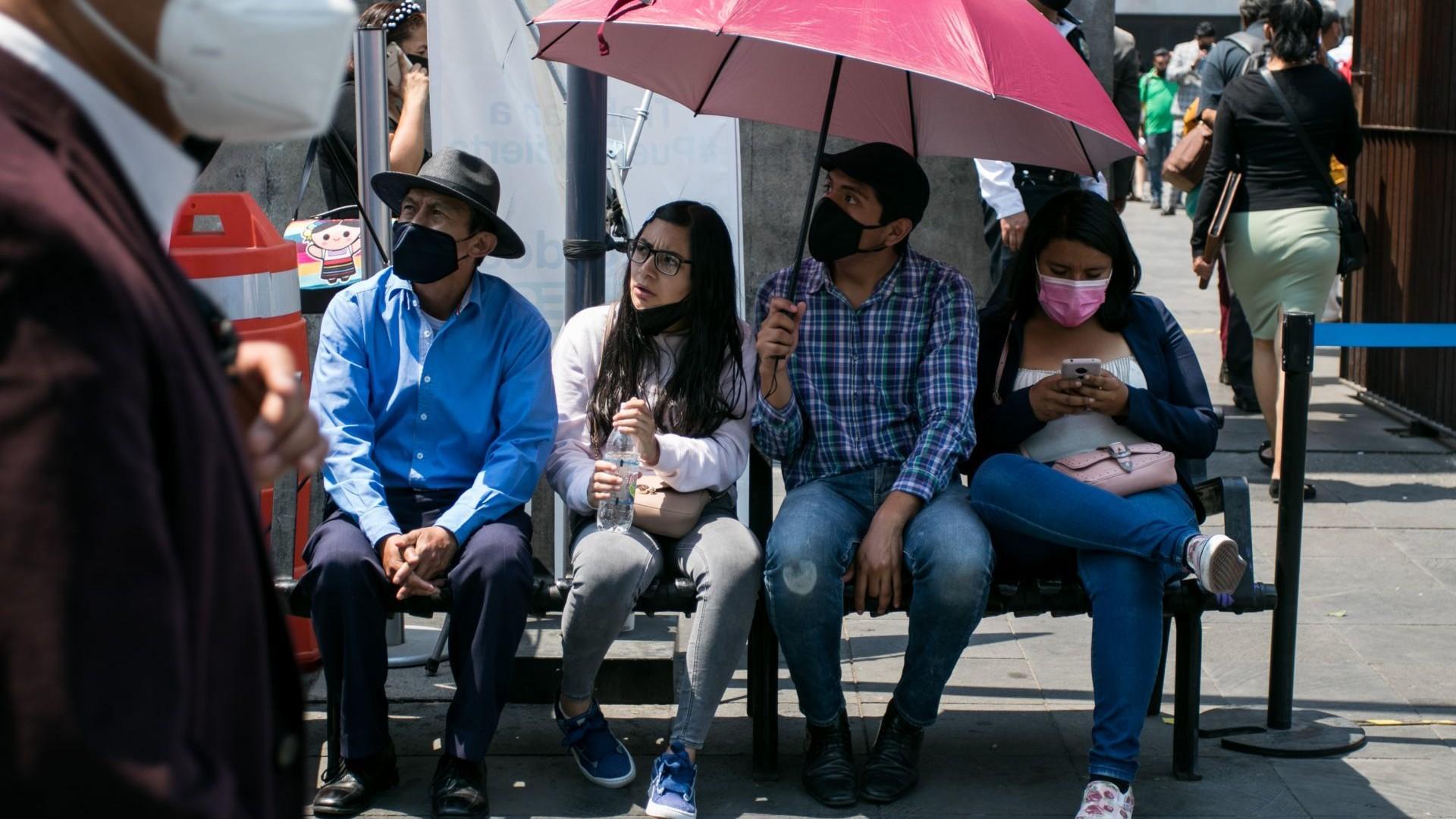 Ola de calor provoca temperaturas de hasta 46 grados en Sonora
