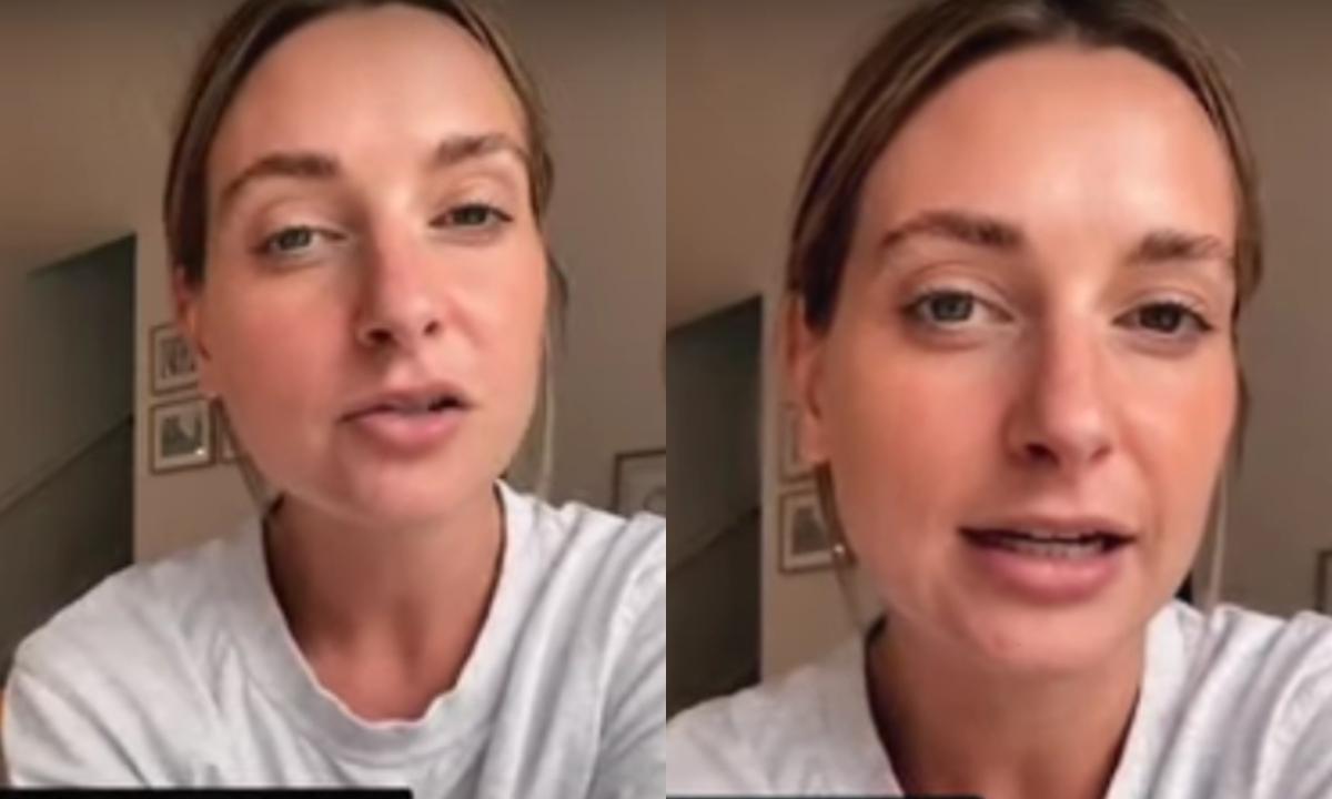 Video: Mujer prohíbe a suegros besar a su hija de 2 años