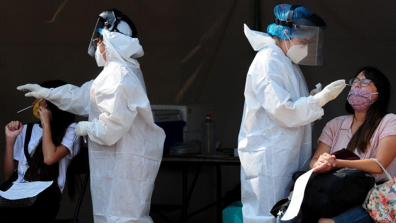 Los casos de COVID-19 en México este 2 de mayo 2021