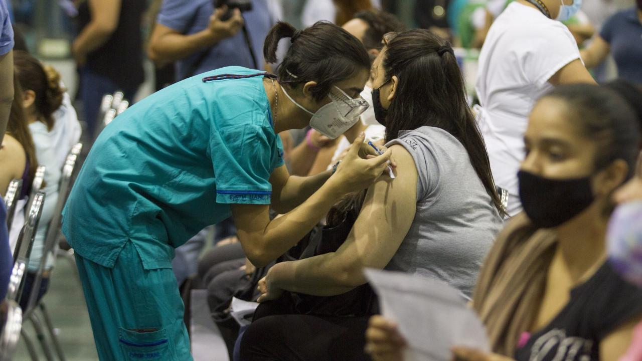 Los casos de COVID-19 en México el 1 de mayo 2021